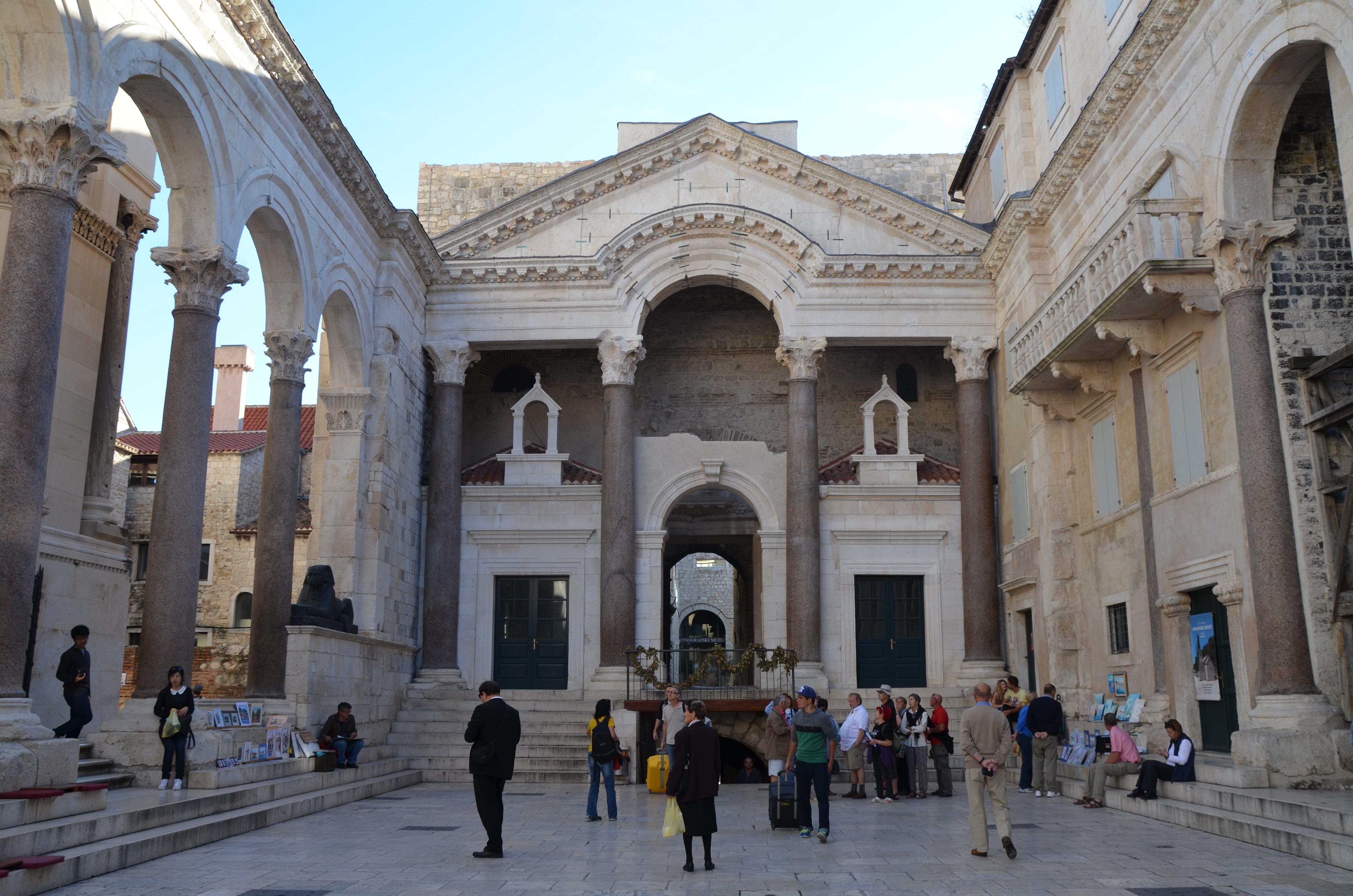 Diocletans palats